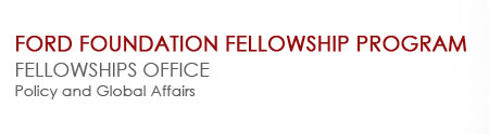 Policy and Global Affairs, Fellowships Office